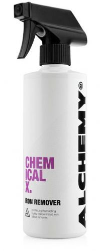 Alchemy Chemical X Iron Fallout Remover